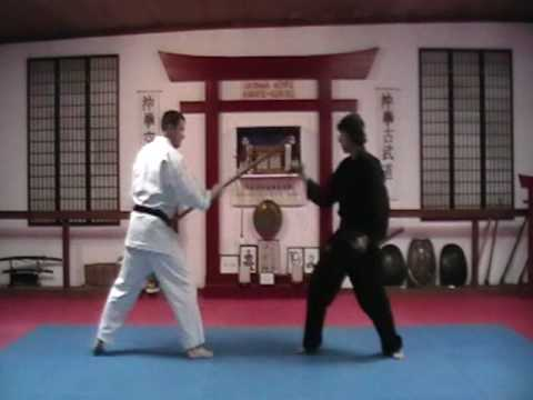 Tonfa Combatives