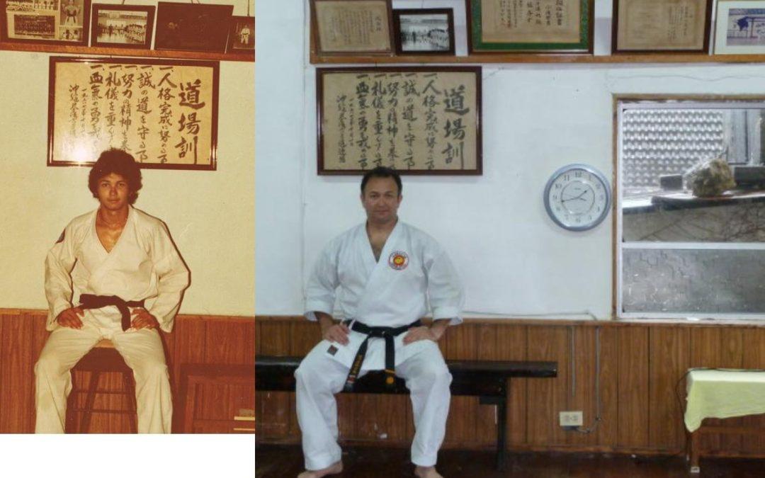 Interview: Pat McGale, Okinawa Kenpo and Kishaba Juku Karatedo