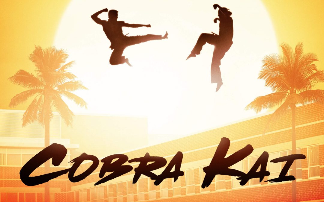 A Deep Dive into the StoryTelling and Karate of Cobra Kai