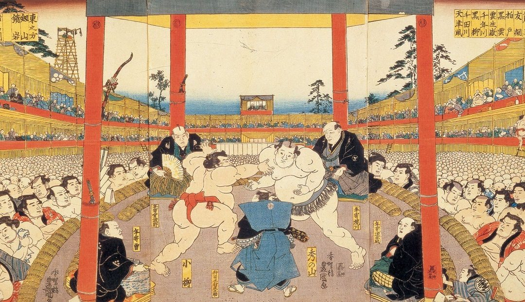 I Just Started Watching Sumo and Here's What I've Learned